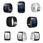 Samsung Gear S available on Friday