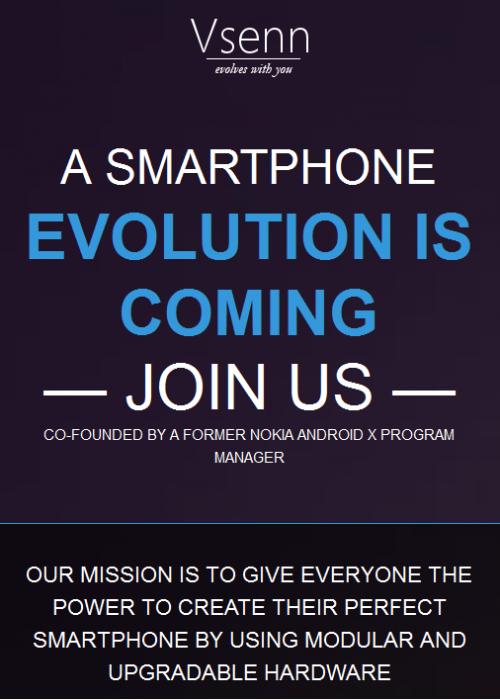 Former Nokia X manager behind new smartphone startup   Vsenn