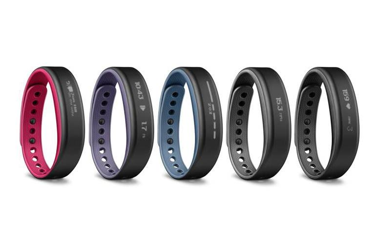 Garmin vívosmart activity tracker now ready to buy