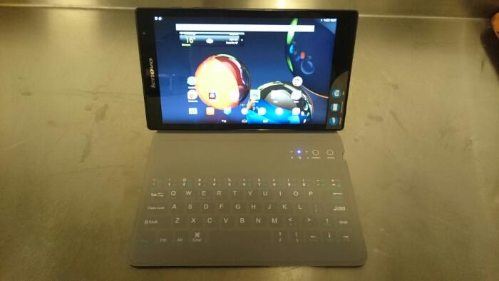 Encase Bluetooth keyboard folio review