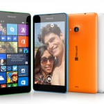 Microsoft announce the Lumia 535