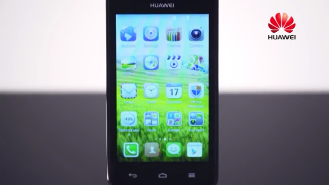 Huawei Y330 overview