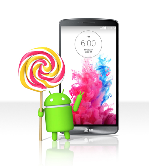 LG will apparently release Android 5.0 Lollipop for the G3 this week