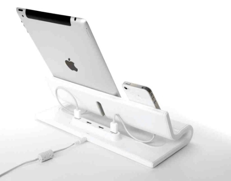 Gift Guide   Quirky Converge. Dock and charge without the faff