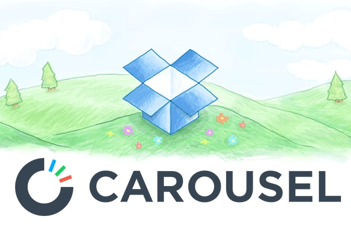 Carousel by Dropbox update now recovers space on your phone.