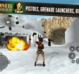 A terrible effort at a story covering the Tomb Raider II release