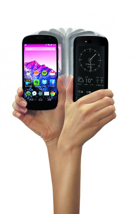 Yotaphone 2 goes official