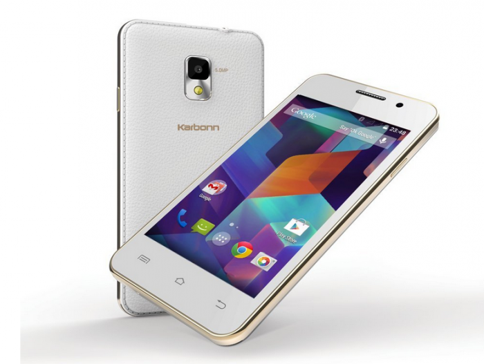 Cheap Karbonn Mobile A5S now on Amazon