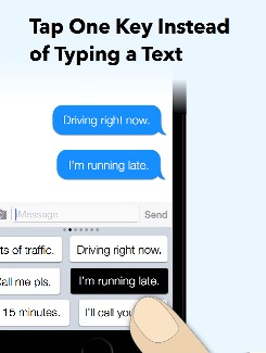 A Texting Aid for Drivers   What is this madness?