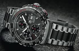 Tag Heuer to make a smartwatch
