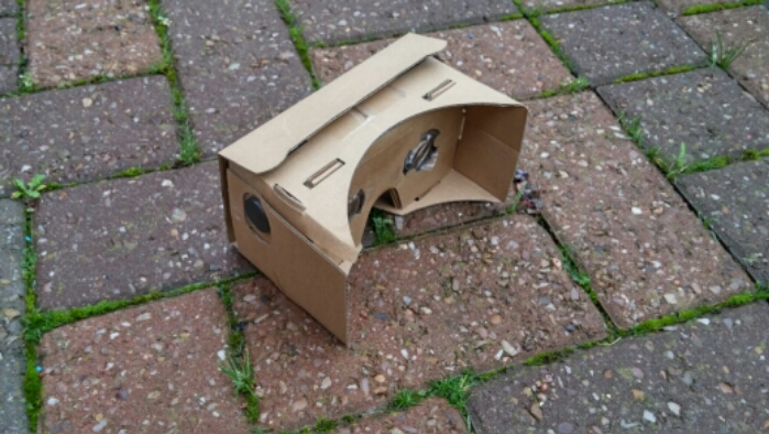 Google Maps now introduces 3D Cardboard friendly Street View