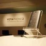 Yotaphone 2 – Close up