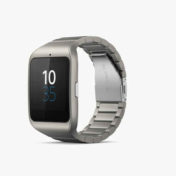 01 SmartWatch3 stainless steel side