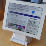 Xenta 360 Degree iPad Stand review