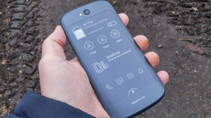 Yotaphone 2   Overview and picture special