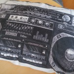Boombox iMusic Pillow review