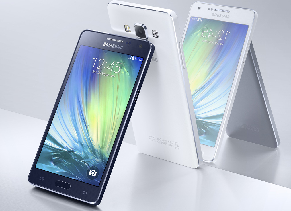 samsung galaxy a5 amp a3 available in uk 12th february