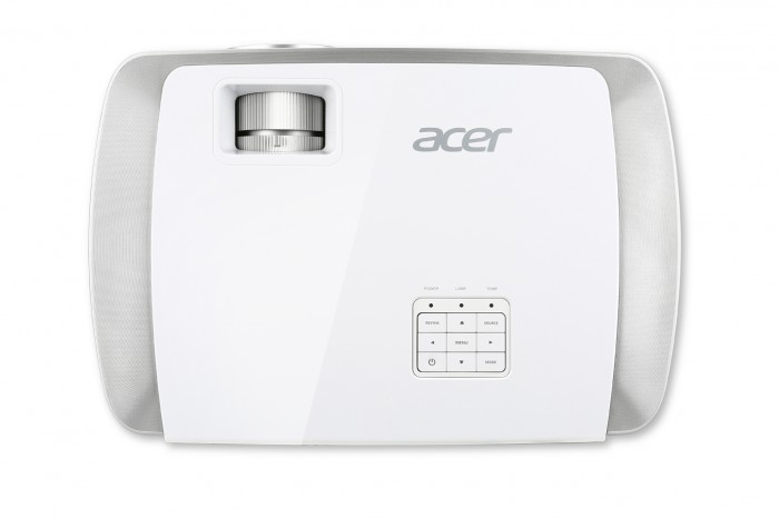 CES   Acer H7550ST. Yes, its a projector, but wait...