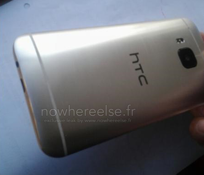 HTC One M9 pictures leak out ahead of MWC