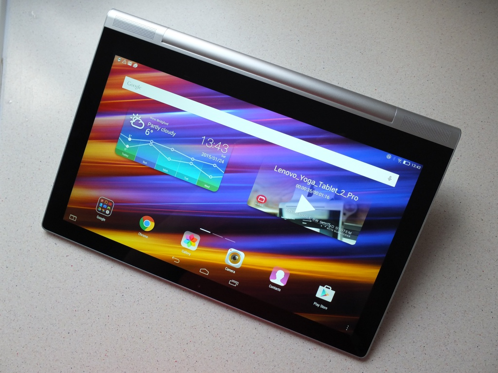 were lenovo yoga tablet 2 pro 59428121 does
