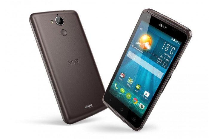 CES   Liquid Z410 4G Smartphone announced. Mid range and cheap.