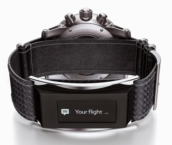 Montblanc Timewalker urban speed e strap watch 2