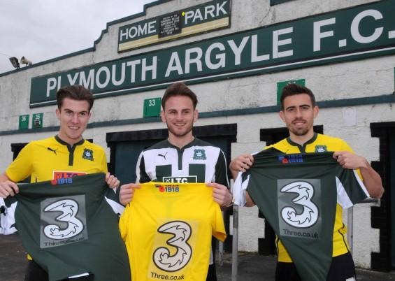 Plymouth Away Fans Sponsorship