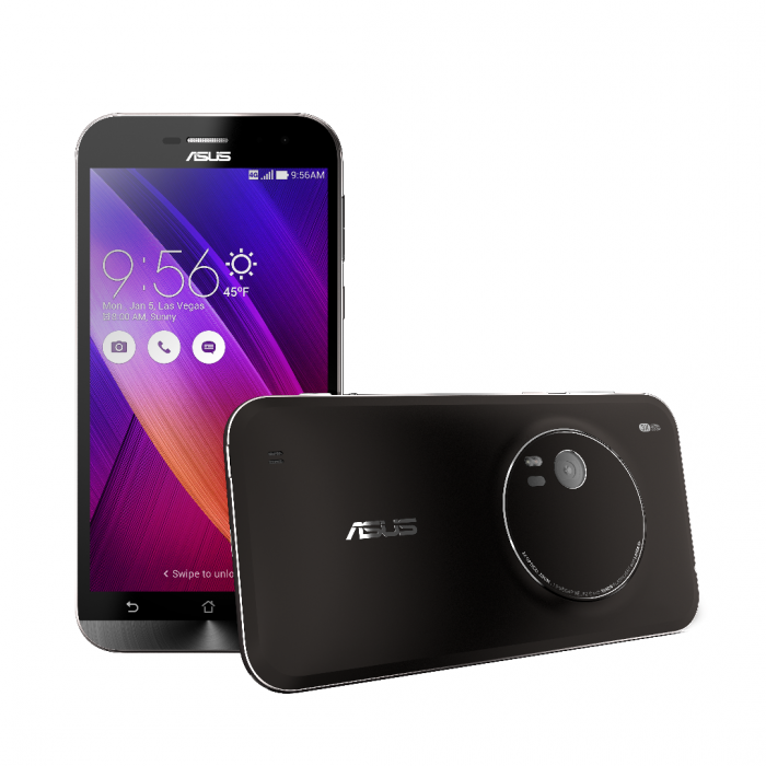 CES   ASUS announce Zenfone Zoom