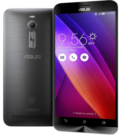 CES   Next onto the stage, the ZenFone 2