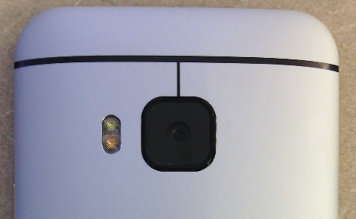 More holes than Swiss cheese. Yet more HTC One M9 shots emerge