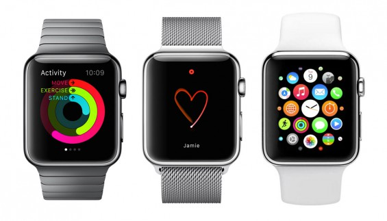 Apple Watch going on sale April