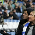 Selfie sticks banned at some football stadiums