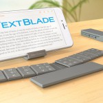 Waytools Textblade the multitouch keyboard goes on sale