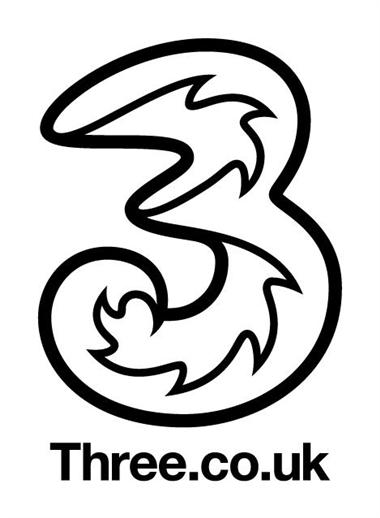 three logo new