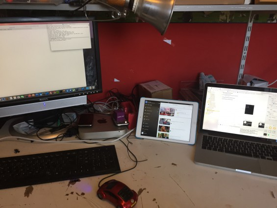 Toms Workspace