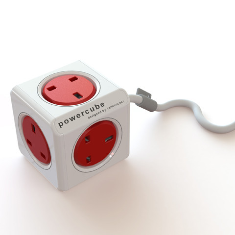 Powercube down in price. Spring clean that desk!