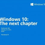 First sighting of Windows Phone Mobile 10 for Phone Mobile expected imminently