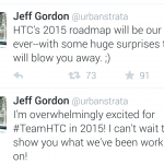 HTC start 2015 with some big promises
