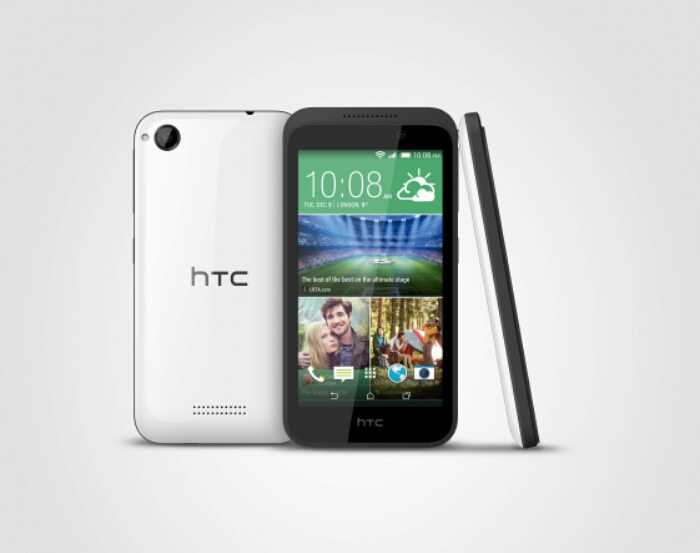 CES   HTC Desire 320 seems to be a Desire 310 with a smidge more onboard storage