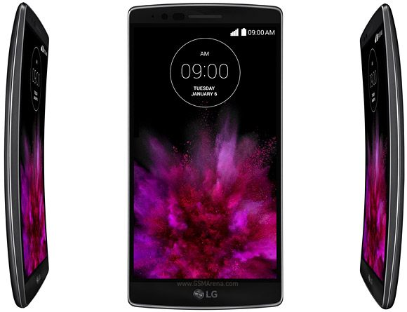 LG G Flex2 exclusive to Vodafone