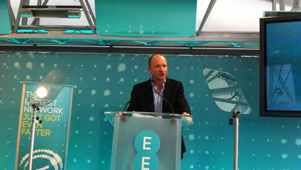 EE announce 7.7m 4G users as network hits 80%