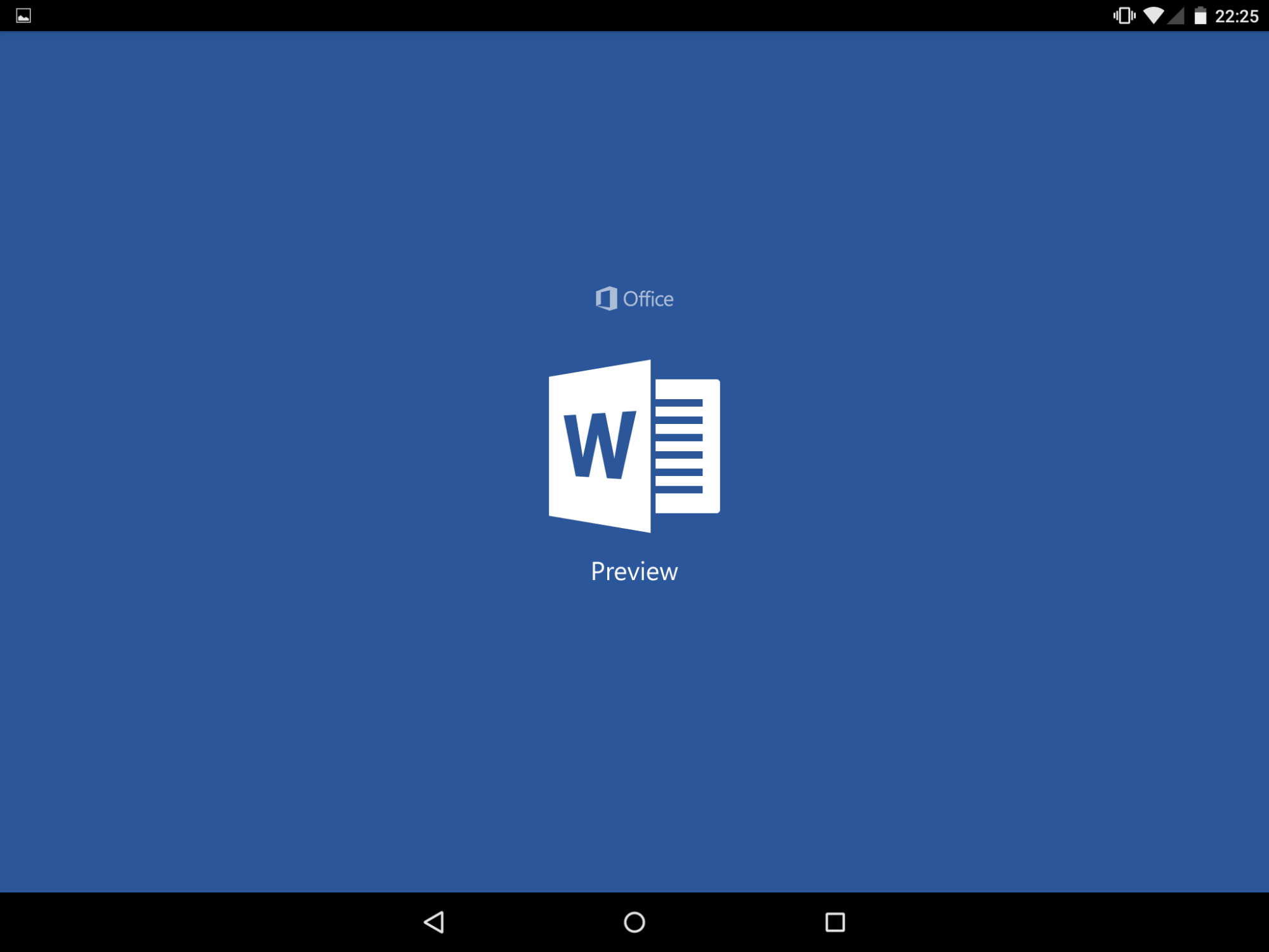MS Office Comes to Android