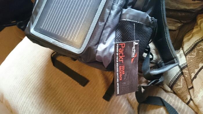 EnerPlex Packr Unpacked