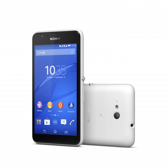 06 Xperia E4g White Group