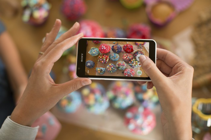 MWC   Sony announce 4G version of their Xperia E4
