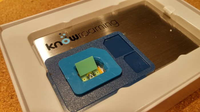 KnowRoaming on test   Cut your roaming costs dramatically
