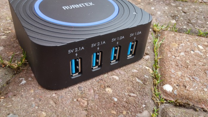 Avantek 4 Port USB Charger Review