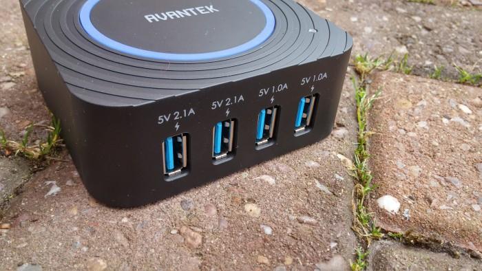 Avantek 4 Port USB Charger Review