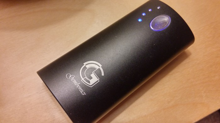 Gembonics 6000mAh External Battery Charger Review