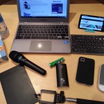 What's in my bag (Leigh) – MWC 2015